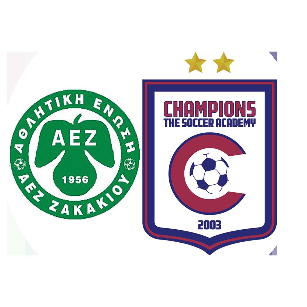 AEZ – Champions - Teams - Elite Neon Cup - The Future is Here - Boys U16, U14 & Girls U16 - Greece Youth Football Tournament