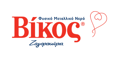 Vikos Water - Sponsors - Elite Neon Cup - The Future is Here - Boys U16, U14 & Girls U16 - Greece Youth Football Tournament