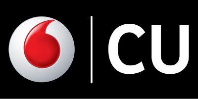 Vodafone CU - Sponsors - Elite Neon Cup - The Future is Here - Boys U16, U14 & Girls U16 - Greece Youth Football Tournament
