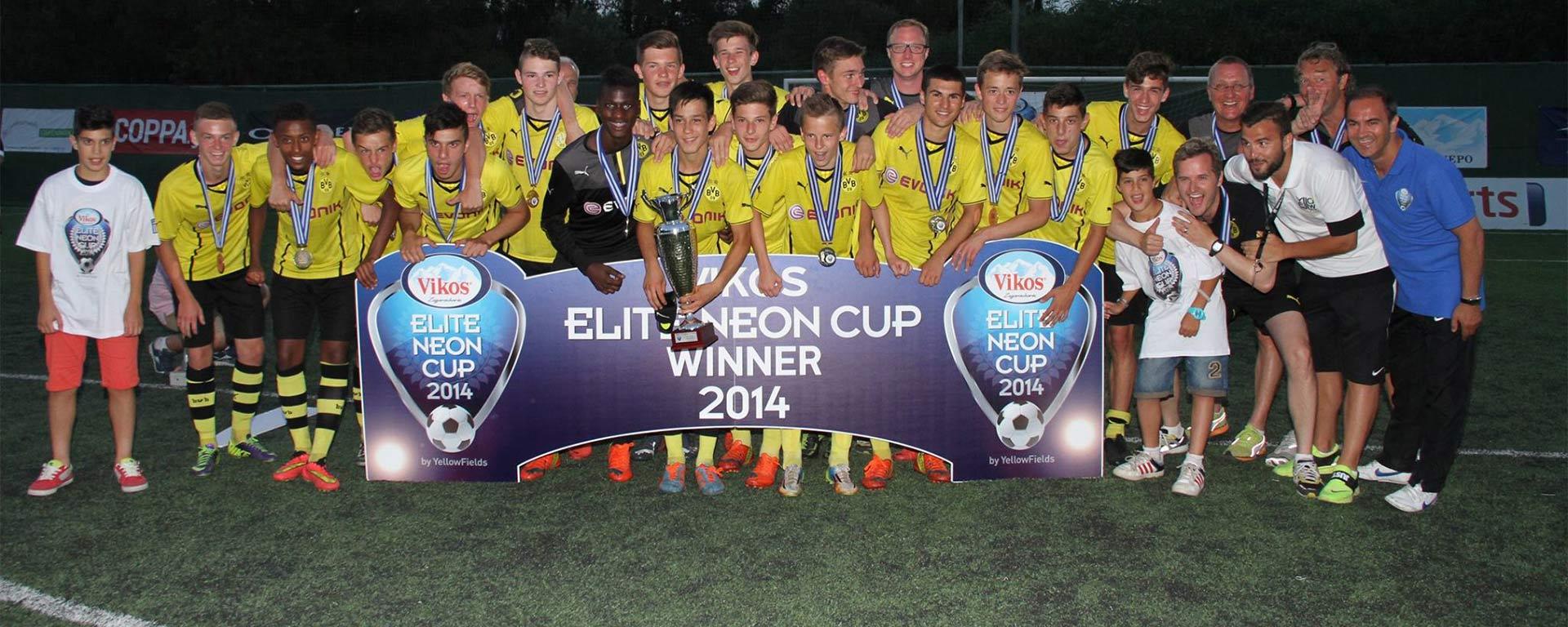 Vikos Elite Neon Cup 2014