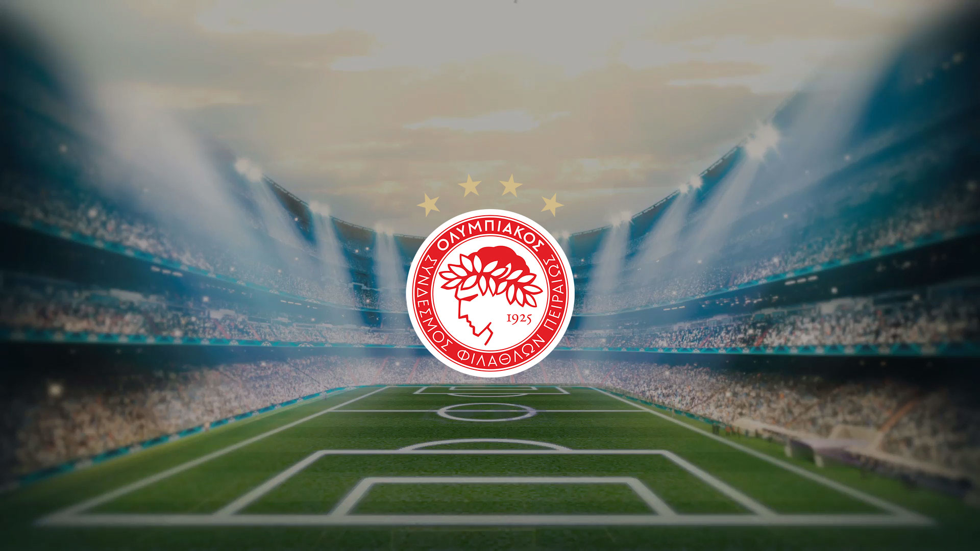 Welcome Olympiacos FC U-15, U-13 and U-11