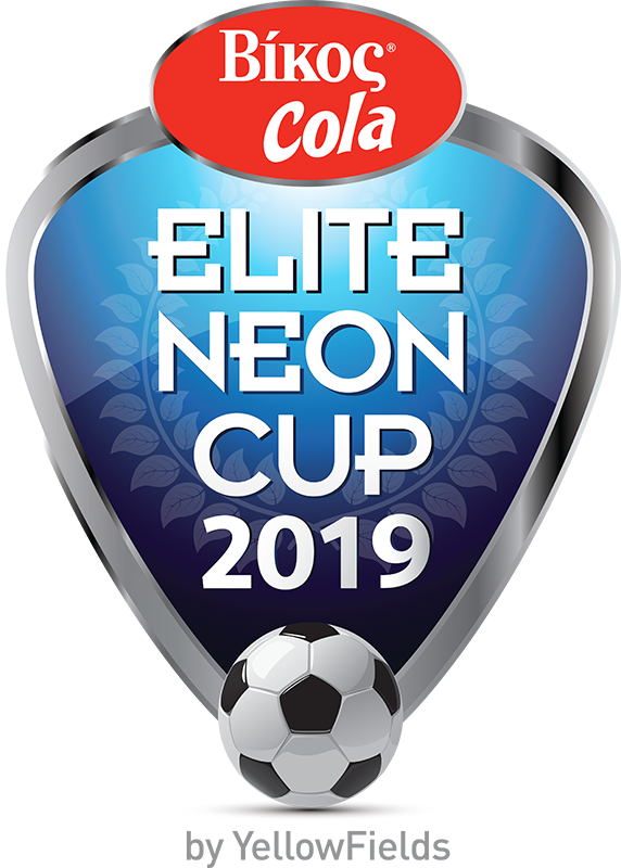 Vikos Cola Elite Neon Cup 2019 - History - Elite Neon Cup - The Future is Here - Boys U16, U14 & Girls U16 - Greece Youth Football Tournament