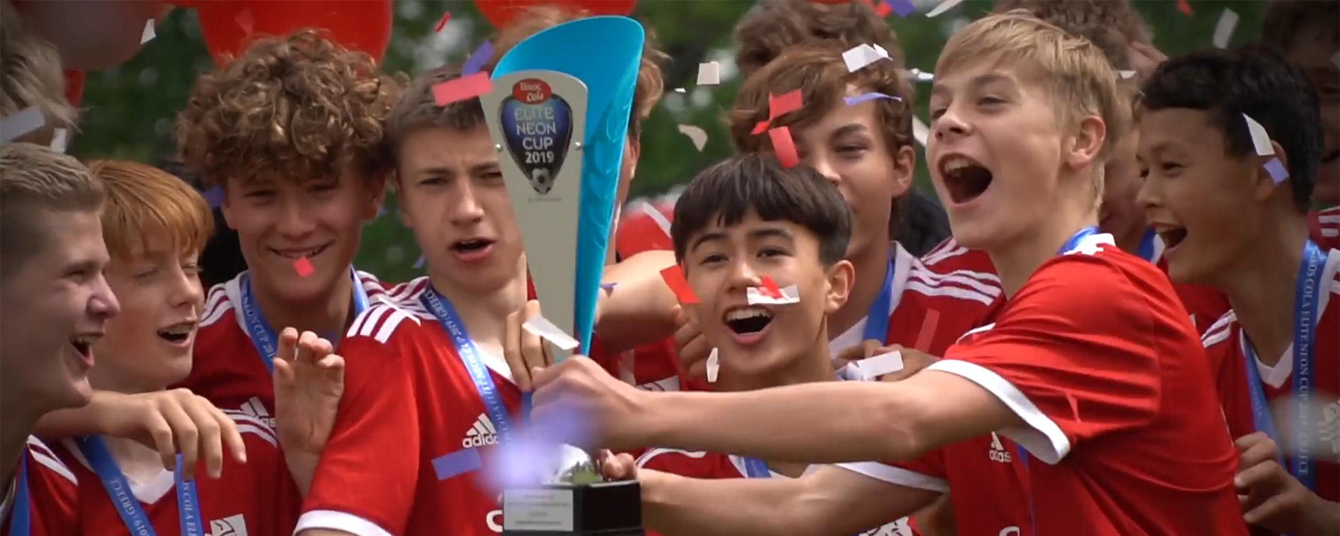 Vikos Cola Elite Neon Cup 2019 Athens Edition