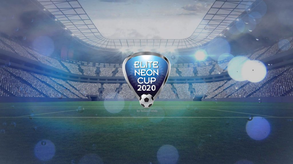 Announcement - Elite Neon Cup - The Future is Here - Boys U16, U14 - Greece Youth Football Tournament