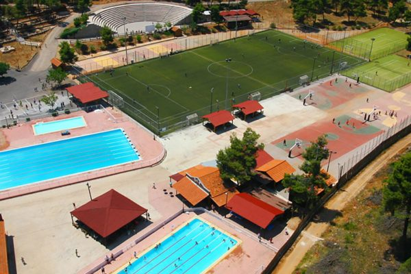 Facilities - Elite Neon Cup - The Future is Here - Boys U12, U10 - Greece Youth Football Tournament